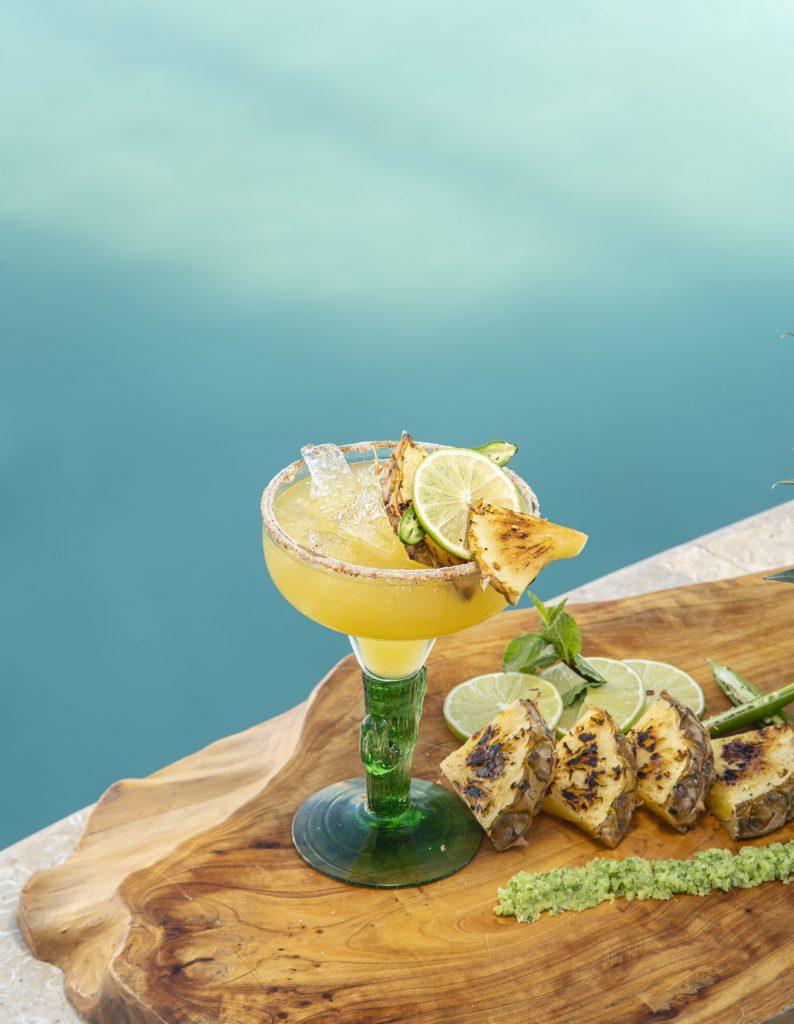 Pineapple-margarita-at-solmar-hotels-and-resorts